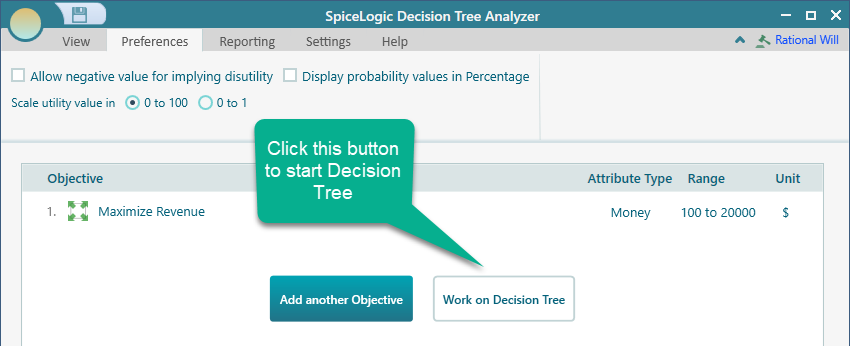 work-on-decision-tree