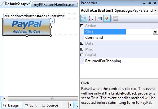 add 2cart Click Event