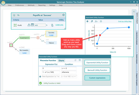 Advanced Utility Function Editor