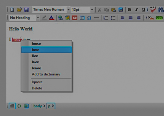 Video Demonstration for .NET WinForms HTML Editor Control
