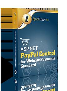 Asp.Net PayPal Control